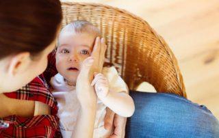 golpes cabeza bebe niños pediatra