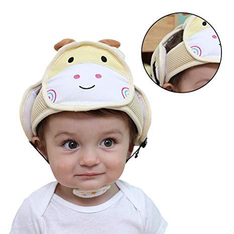 portectores cabeza niños y bebes
