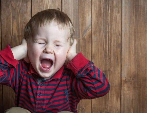 ¿Cómo gestionar las rabietas de nuestros niños?