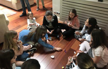 fiestas cumpleaños niños madrid