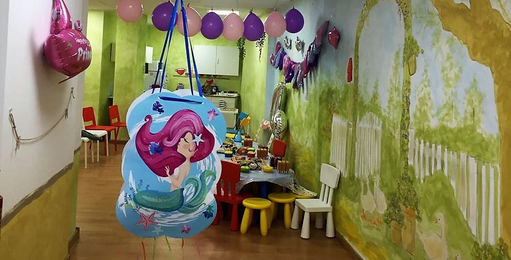 local cumpleaños infantil madrid
