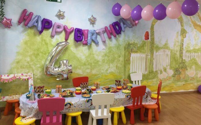 aniversario niños cumpleaños madrid fiestas