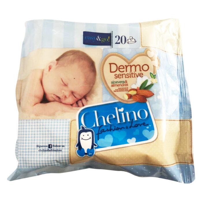 toallitas bebe cesta chelino