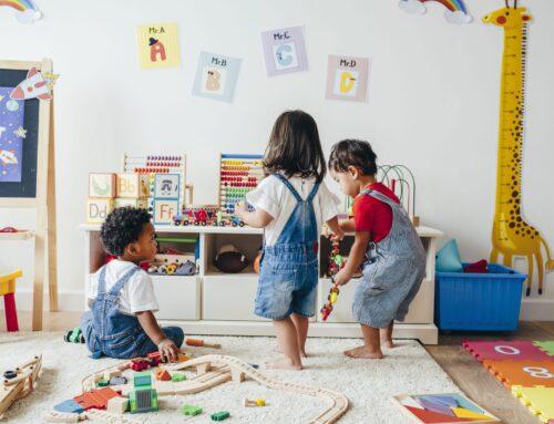 ¡¡Vuelve a abrir sus puertas la ludoteca Smart Nursery!! Todos los sábados de 13 a 21 horas